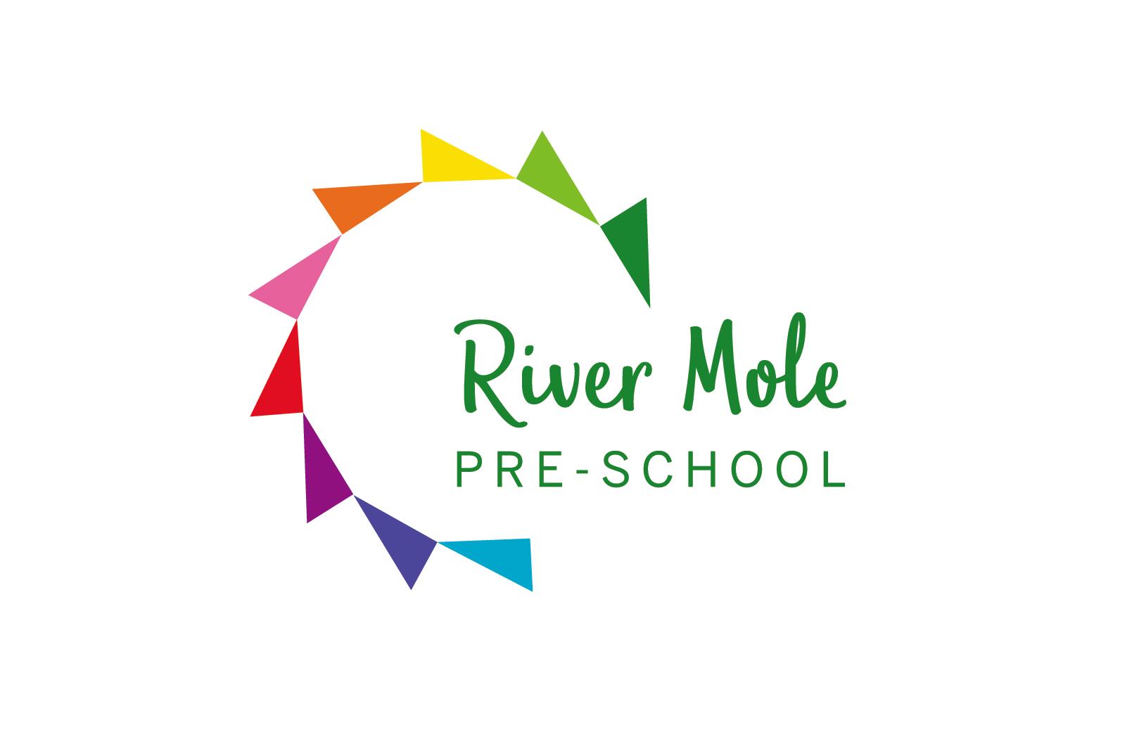 River Mole Pre-School logo