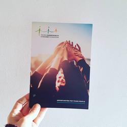 Launch brochure design