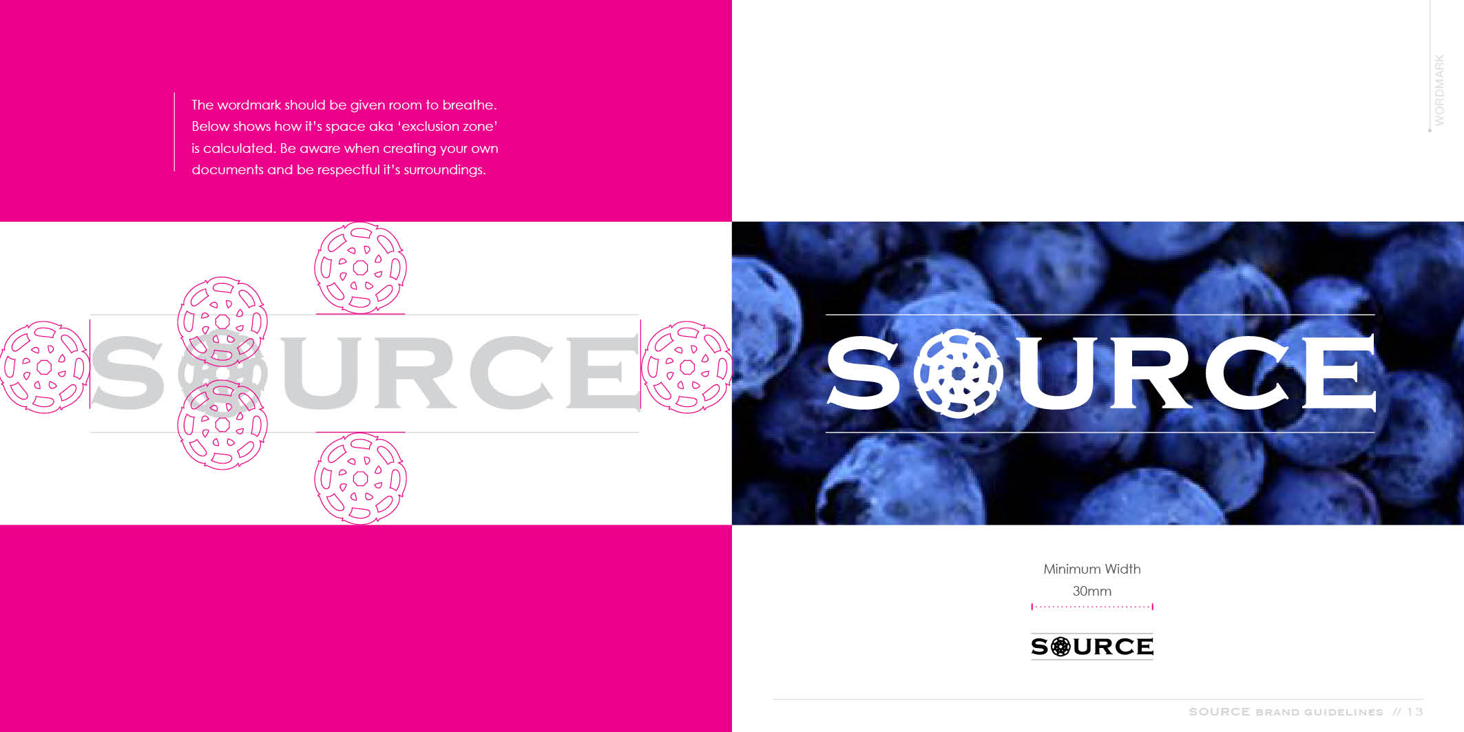 Source Restaurant - Brand Guides