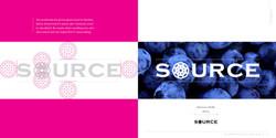 Source Restaurant - Brand Guides