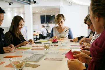 CREATIVE WELL - BEING WORKSHOPS