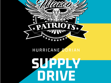 BAHAMAS RELIEF SUPPLY DRIVE