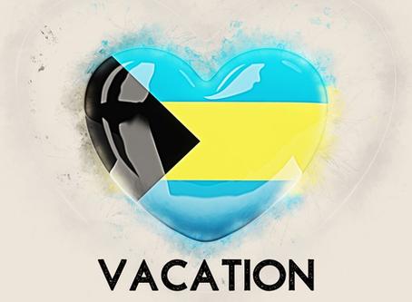 Vacation in the Bahamas