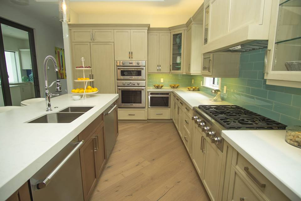 Professional grade kitchen appliances