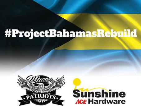 Project Bahamas Rebuild