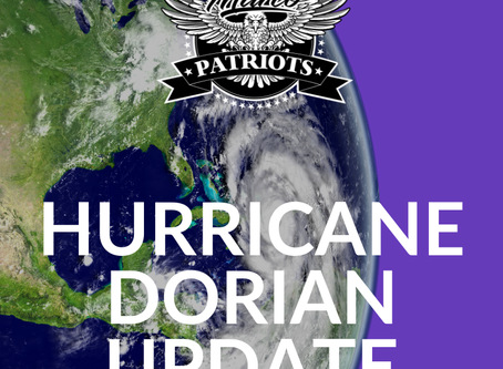 Hurricane Dorian Update: Florida