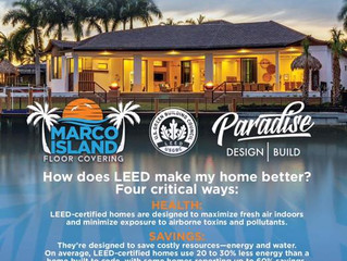 How does LEED make my home better?