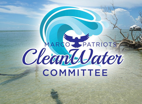 The Marco Patriots Clean Water Committee First Official Meeting
