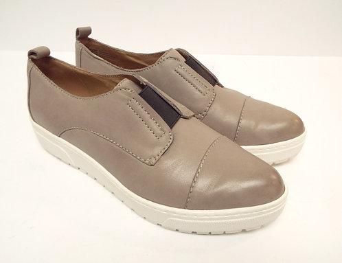 BIALA SABEN Taupe Slip On Platform Sneaker 40