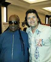 Celebrating the world of music Stevie Wonder & Chris Carpenter