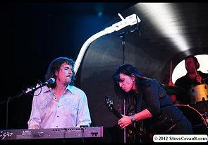 Chris Carpenter & Roni Lee