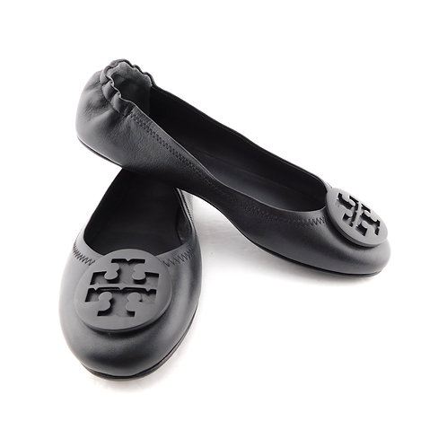 TORY BURCH Size 9 MINNIE TRAVEL Ballet Flats Shoes