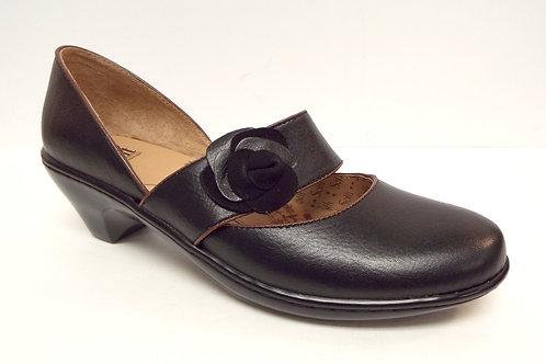 SOFFT Black Mary Jane Flat