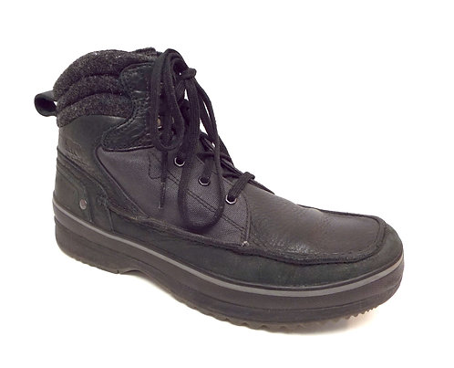 SOREL KINGSTON Black Waterproof Hiking Boot 13