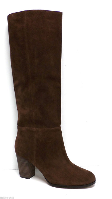 COLE HAAN Nike Air Brown Suede Leather Boots 10.5