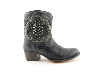 Frye Company Western Ankle Boots