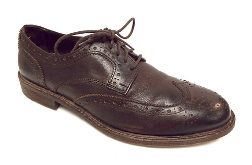 TO BOOT NEW YORK Brown Wingtip Oxford
