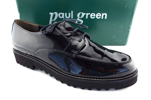 Paul Green Black Creeper Flats 9.5US/7UK