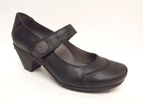 ABEO RAQUEL Black Mary Jane Pump 7.5 AA