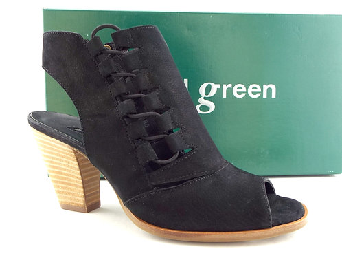 PAUL GREEN Black Bootie Sandals 6US/3.5UK