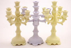 BAROK 5 candlestick