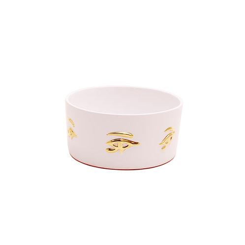 """Et Vase white Cleto Munari vase """"Artist Proof"""""""