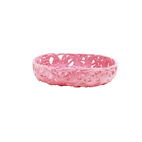 "FEEL mid fruit bowl PINK ""limited edition"""