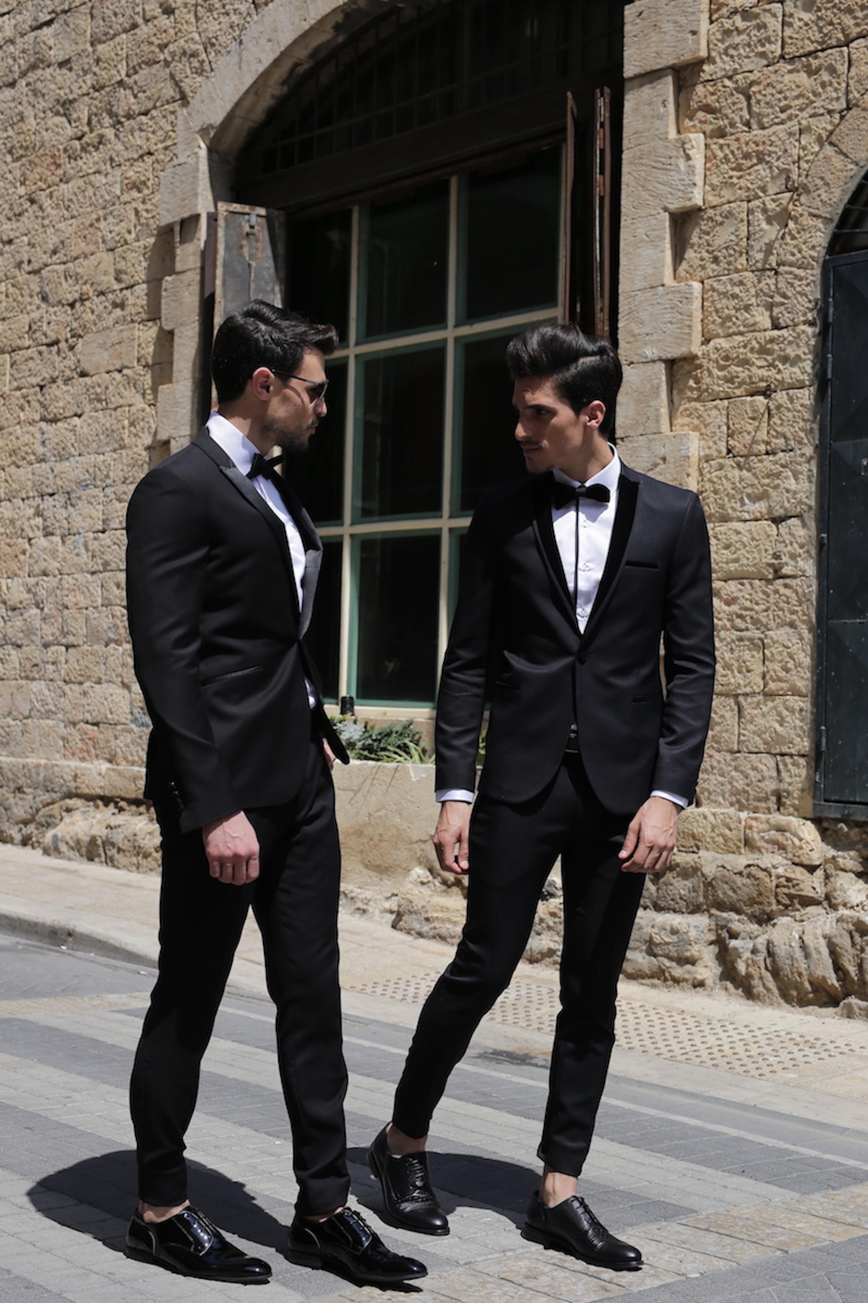 דון אמור חליפות חתן