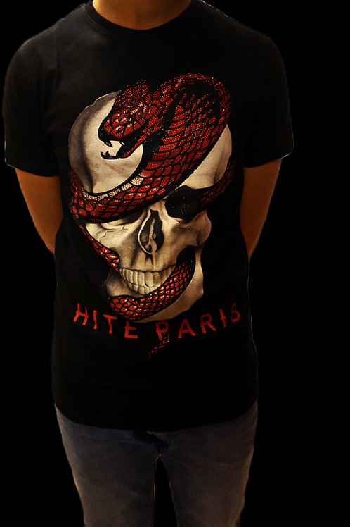 T-shirt summer 2019 - serpent Tattoo