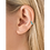 Thumbnail: Anneau de turquoises Maria Tash - 6.5mm