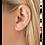 "Thumbnail: Piercing perles & diamant  ""Ajna"" - Maria TASH"