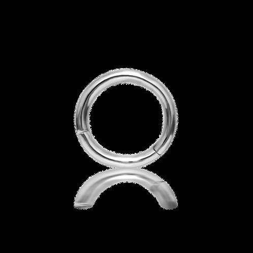Anneau 6.5mm simple en Or blanc - Maria TASH