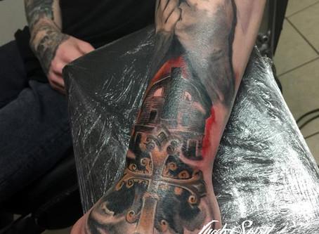 Tatouage sur avant-bras