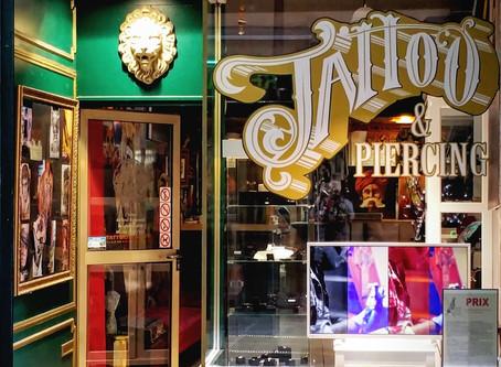 Partagez nos articles, nos publications ou encore votre tatouage !