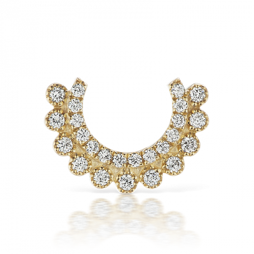 "Helix ""Luxury"" Demi Apsara Diamants - Maria TASH"