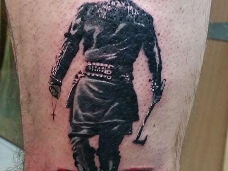 L'art du tatouage VIKING