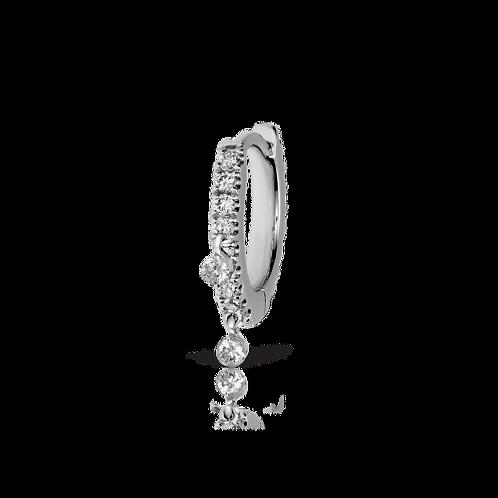 SODLE FACTURE Anneau Eternity 2 diamants