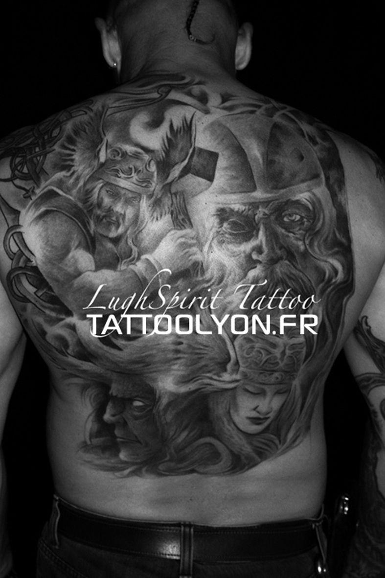 L Art Du Tatouage Viking