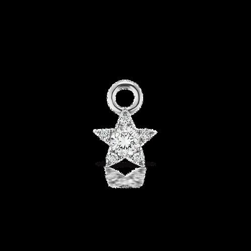 "Pendentif Charm "" Diamant étoile "" pour anneau  - Maria TASH"