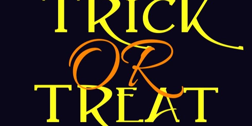 SET FREE Trick or Treat