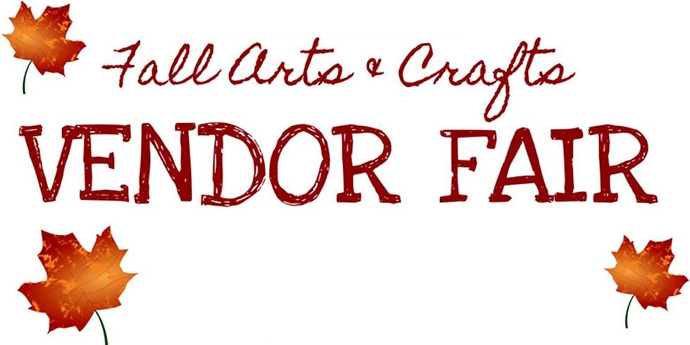 Fall Craft Fair Vendors