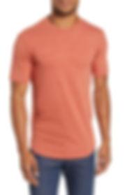 Scallop Triblend Crewneck T-Shirt GOODLIFE