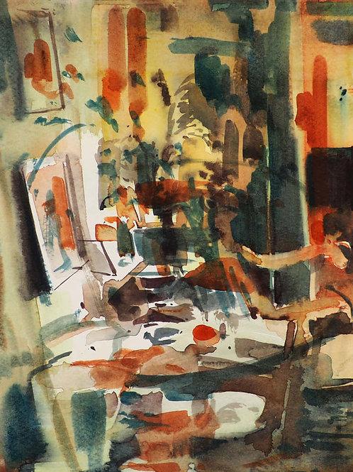 Chaos by Eleanor Watson