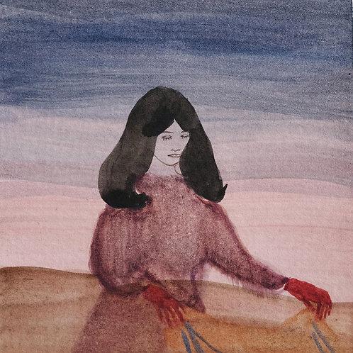 Windy Day I by Bobbye Fermie