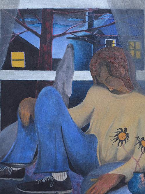 Lockdown Blues by James Owens