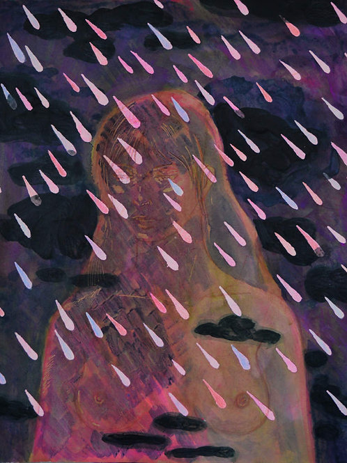 Dreich by Julie-Ann Simpson