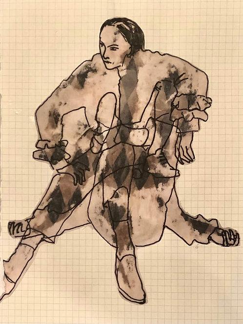 Study II by Sara Berman