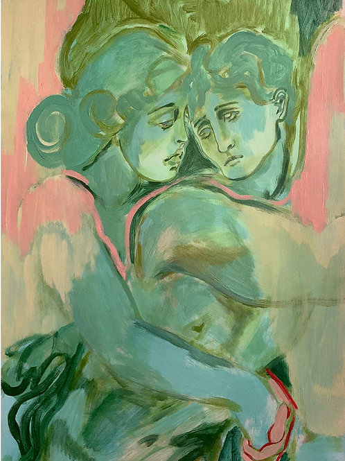Couple by Amy Beager