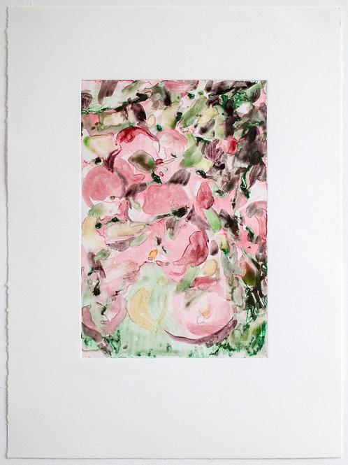 My Heart is Like an Apple Tree I by Eleanor Watson