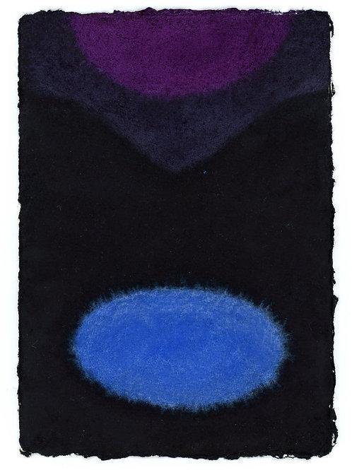 Above, Below (Gwynllyn) by Rose Shuckburgh